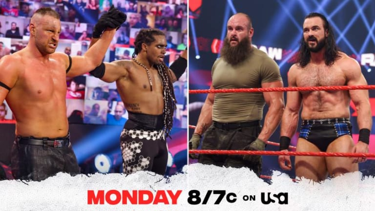 WWE Monday Night RAW Preview 4.26.21