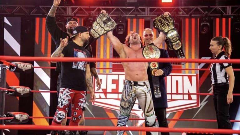 Has AEW Elevated Impact Wrestling?