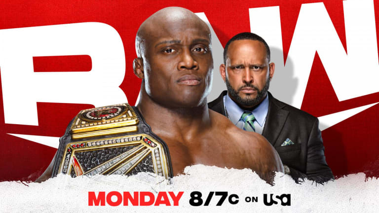 WWE Raw LIVE coverage, commentary, and other things (04.26.21)