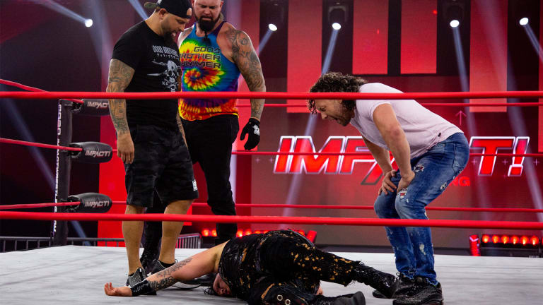 Impact Wrestling Results and Recap 4.29.21