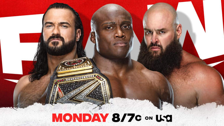 WWE Monday Night RAW Preview 5.3.21