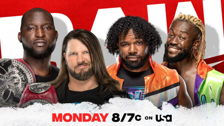 WWE Monday Night Raw LIVE coverage and commentary (05.02.21)