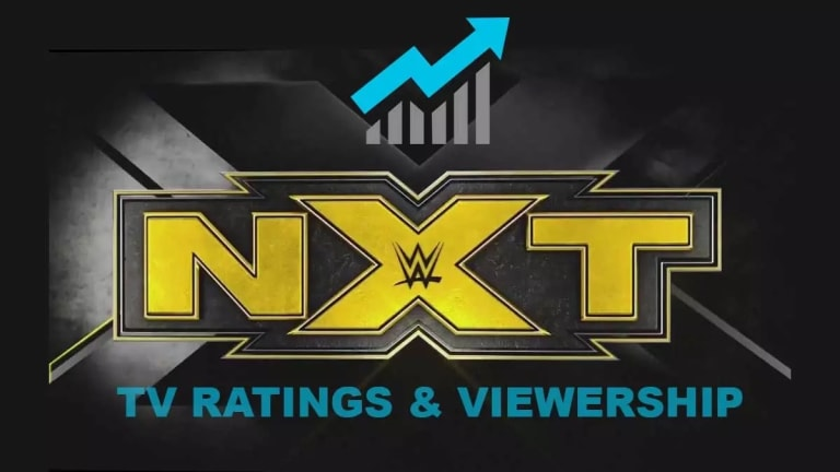 WWE NXT Viewership and Ratings 5.4.21