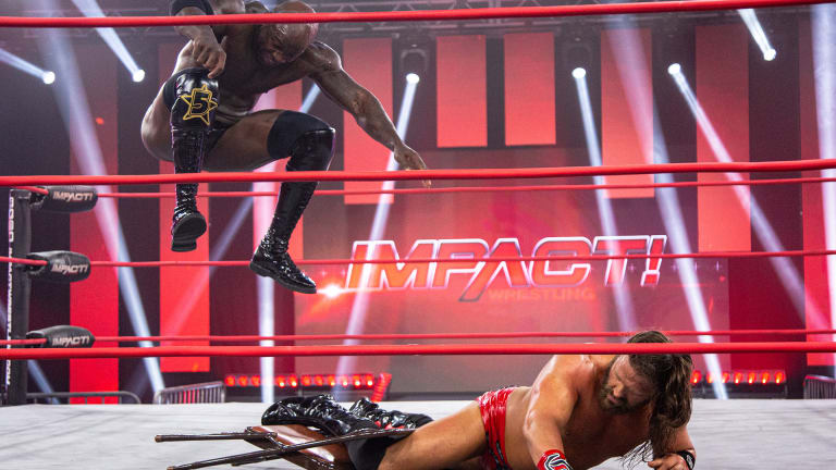 Impact Wrestling Results and Recap 5.6.21