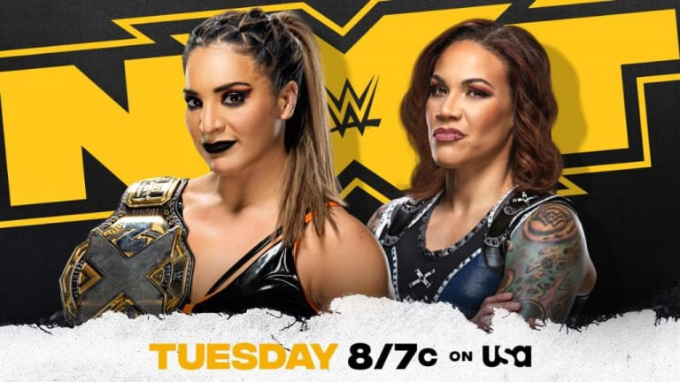 WWE NXT Preview: Championship Edition 5.11.21