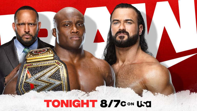 WWE Raw LIVE coverage and commentary! (05.10.21)