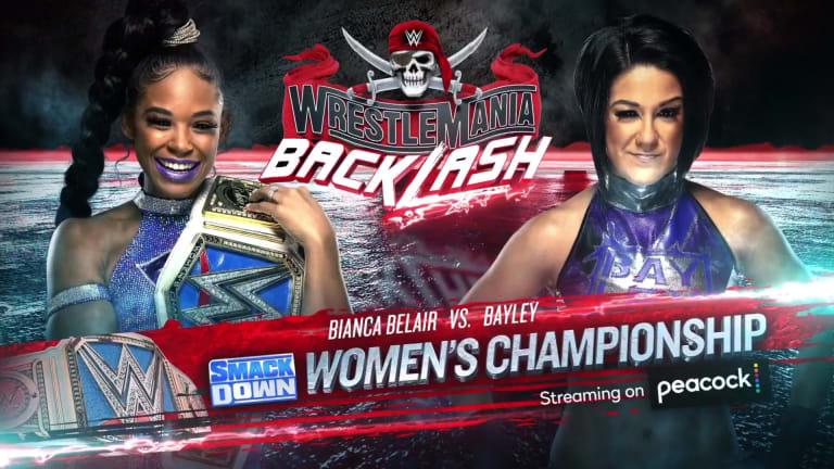 WWE WrestleMania Backlash Preview 5.16.21