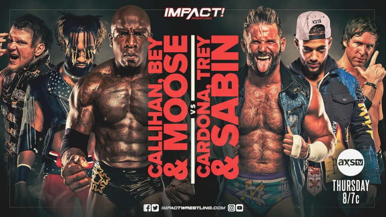 Impact Wrestling Preview: Under Siege Go Home Show 5.13.21
