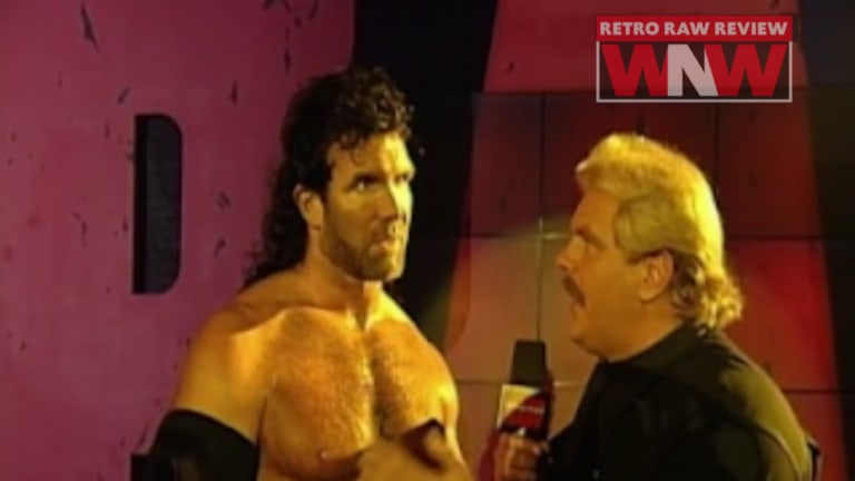 WNW Retro Review First Watch RAW 12.18.1995