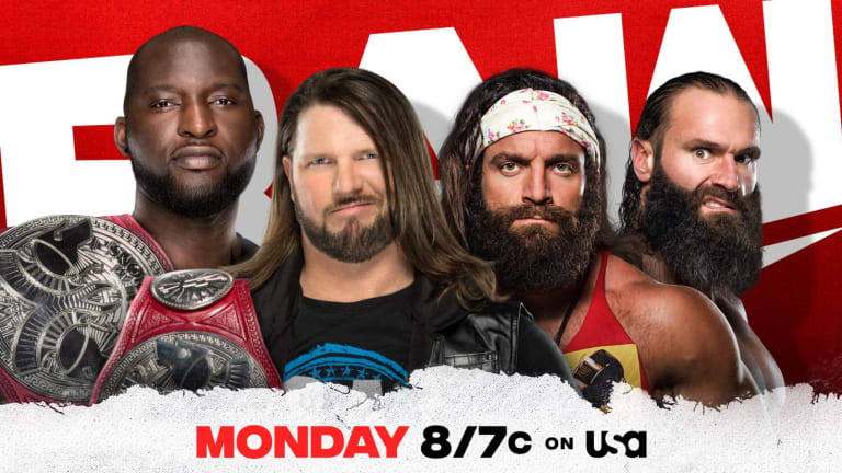 WWE Monday Night RAW Preview: Tag Team Week Kicks Off 5.31.21