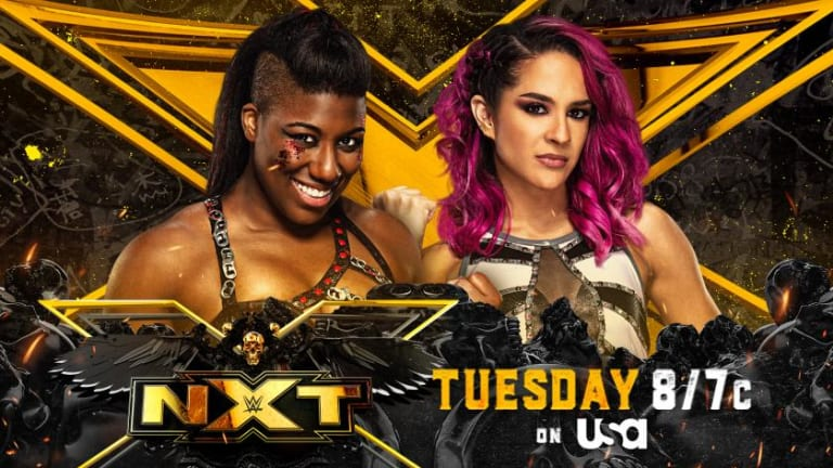 WWE NXT Preview: In Your House II Go Home Show 6.8.21