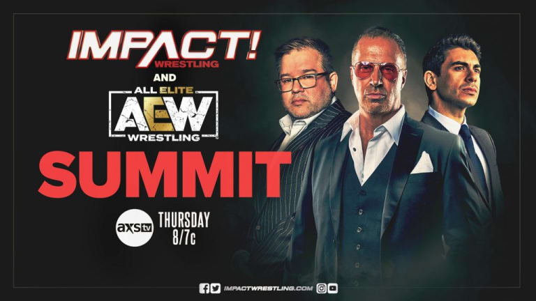 IMPACT Wrestling Live Coverage and Results 6.10.21