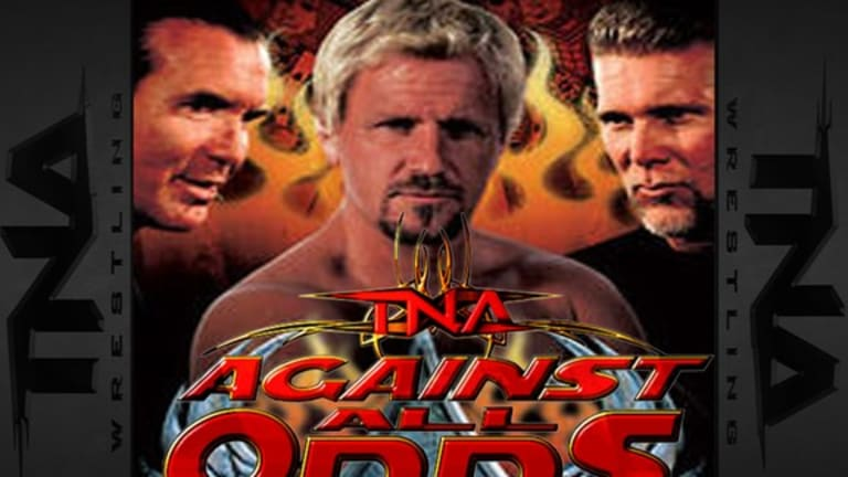 WNW Retro Review First Watch: TNA Against All Odds 2.13.05