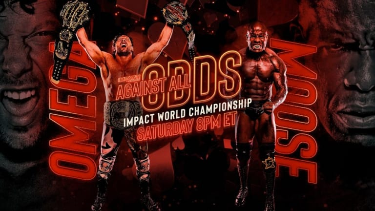 Impact Wrestling Against All Odds Live Coverage and Results 6.12.21