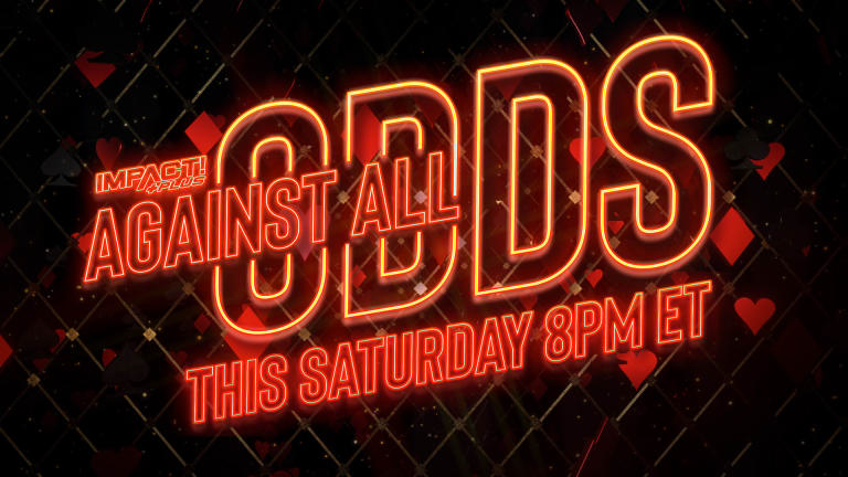 Impact Wrestling Against All Odds Preview 6.12.21
