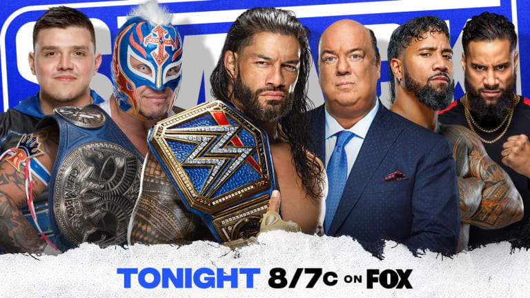 WWE SmackDown LIVE coverage and commentary (06.11.21)