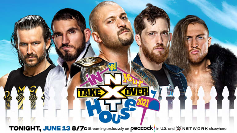 WWE NXT TakeOver: In Your House LIVE coverage and commentary (06.13.21)