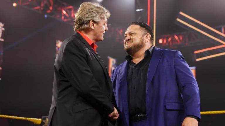 Why Samoa Joe Shouldn't Wrestle In NXT