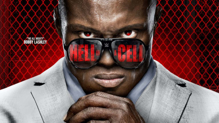 WWE Hell in a Cell 2021 LIVE coverage and commentary