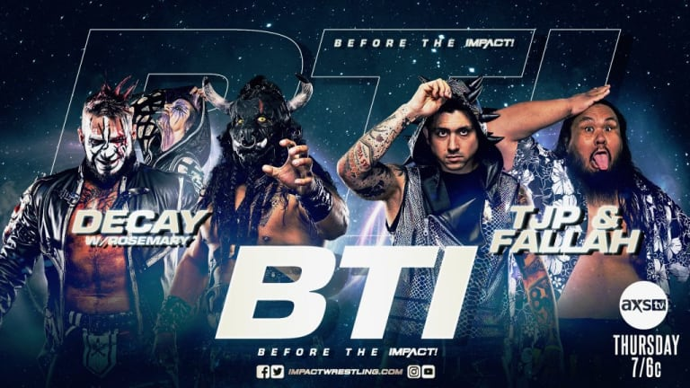 Impact Wrestling Preview 6.24.21