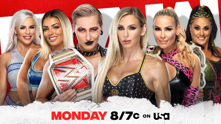 WWE Monday Night RAW Preview 6.28.21