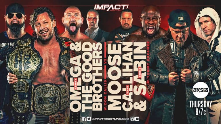 Impact Wrestling Preview 7.1.21