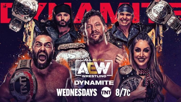 AEW Dynamite Preview 6/30/21