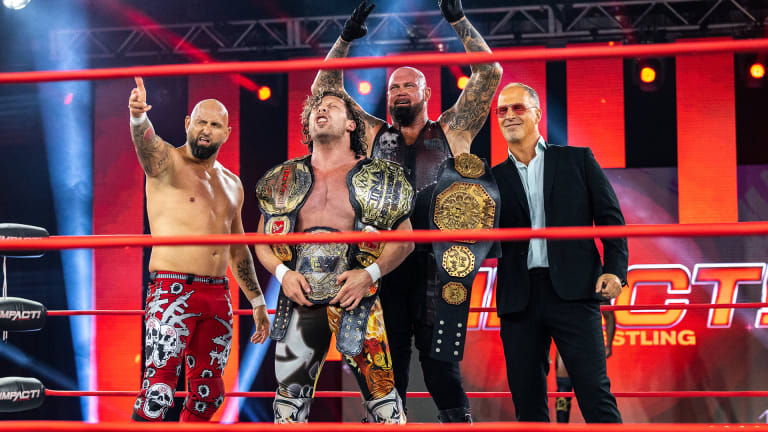 Impact Wrestling Results and Recap 7.1.21
