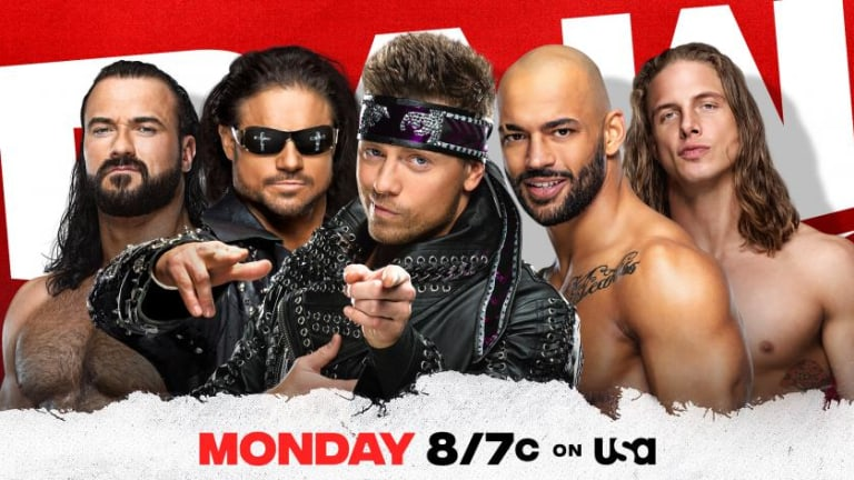 WWE Monday Night RAW Preview 7.5.21