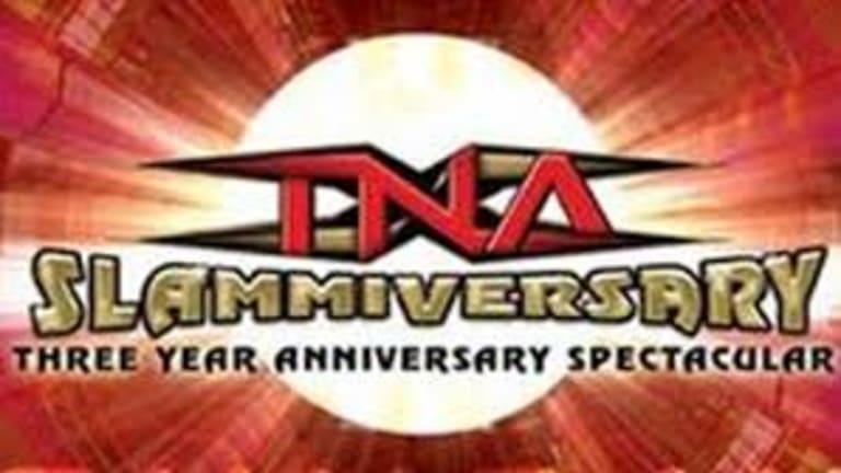 WNW Retro Review First: TNA Slammiversary 2005