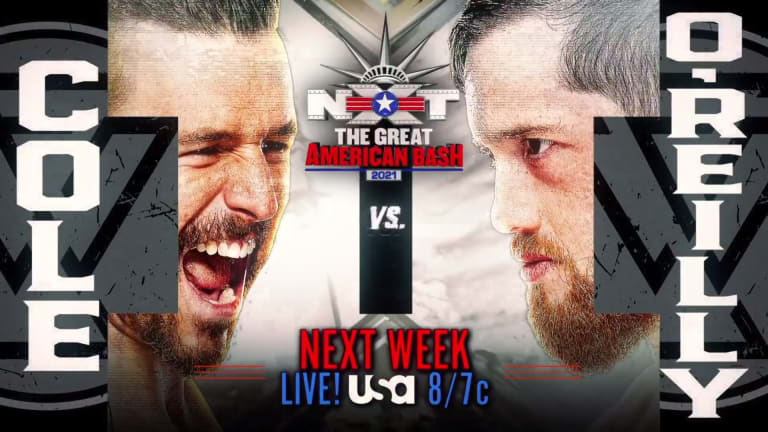 WWE NXT Great American Bash Preview 7.6.21