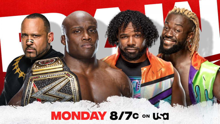 WWE Raw LIVE coverage and commentary (07.05.21)
