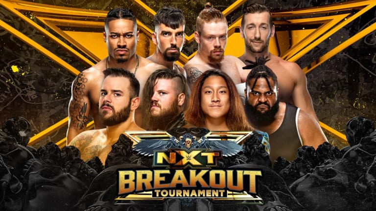 Competitors Announced For 2021 NXT Breakout Tournament