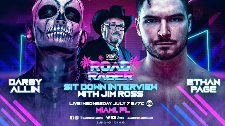 AEW Road Rager Preview