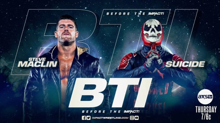 Impact Wrestling Preview 7.8.21