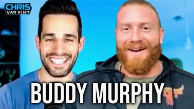 Former WWE Superstar Buddy Murphy Sits Down With Chris Van Vliet