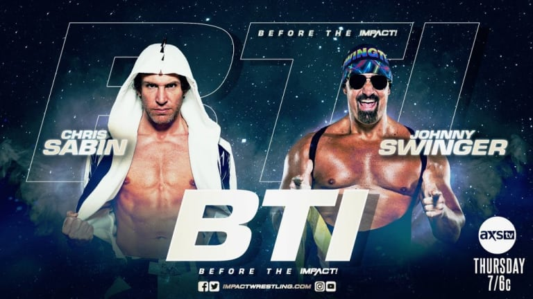 IMPACT Wrestling Preview: Slammiversary Go Home Show 7.15.21