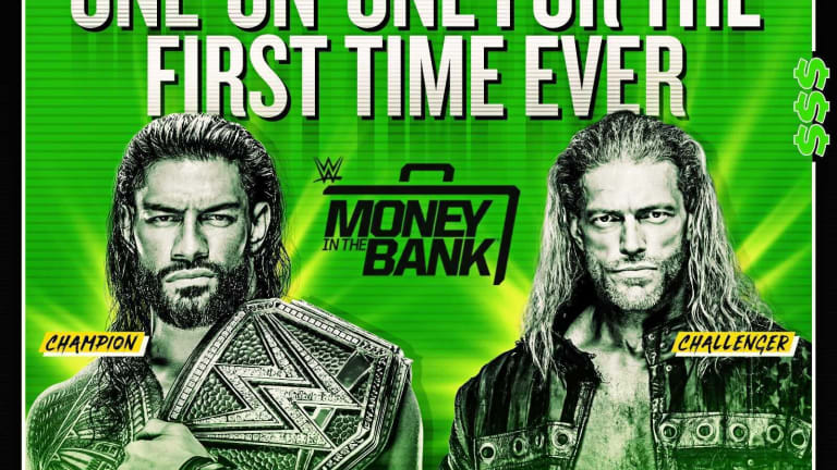 WWE Money in the Bank Preview 7.18.21