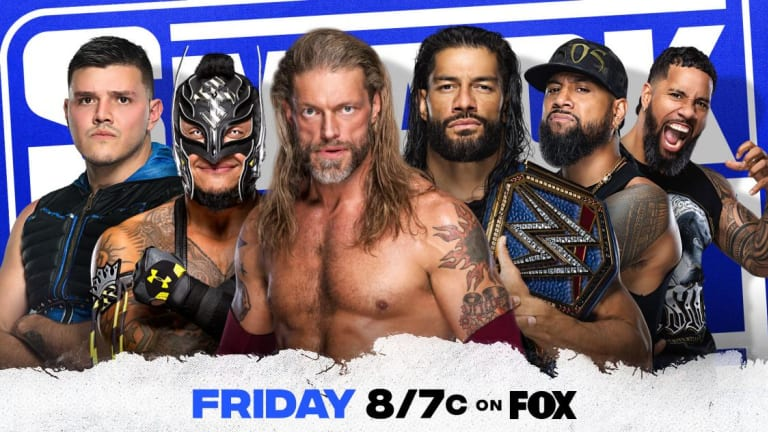 WWE SmackDown LIVE coverage and commentary - the fans are BACK! (07.16.21)