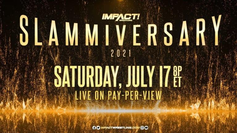Slammiversary 2021 Live Coverage