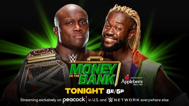 WWE Money In The Bank 2021 LIVE! coverage and commentary
