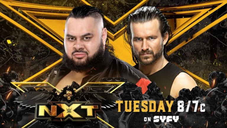 WWE NXT on SYFY Preview 7.27.21
