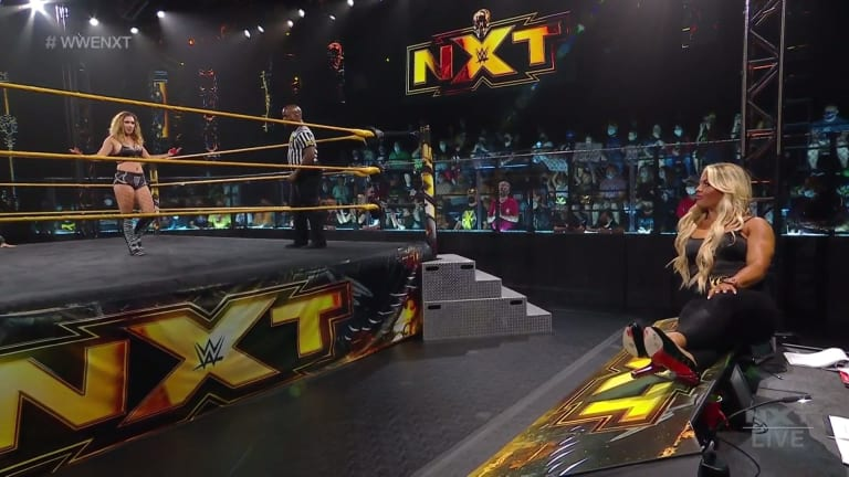 What Should NXT Do With Mandy Rose?