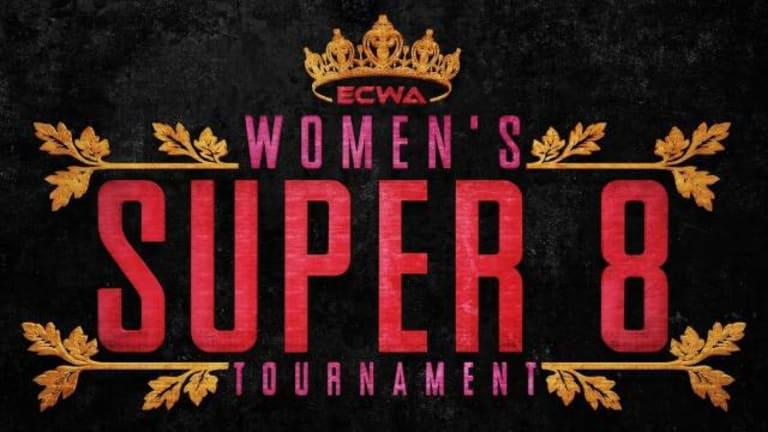 ECWA Women's Super 8-Indie Talent Showcase