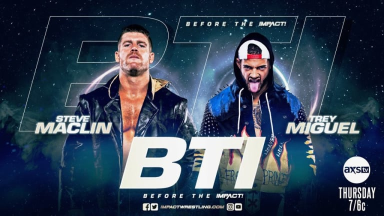 Impact Wrestling Preview: Homecoming Go Home Show 7.29.21