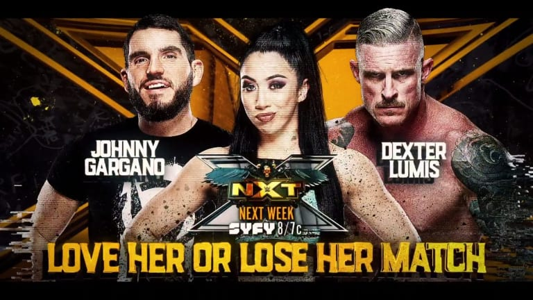 WWE NXT on SYFY Preview 8.3.21