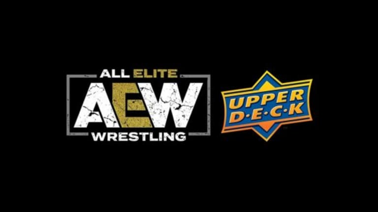 AEW Announces Partnership With Upper Deck