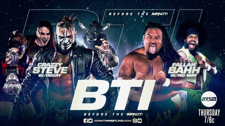 Impact Wrestling Preview 8.5.21
