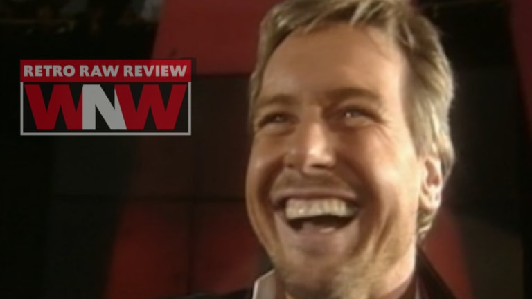WNW Retro Review First Watch RAW 1.29.1996