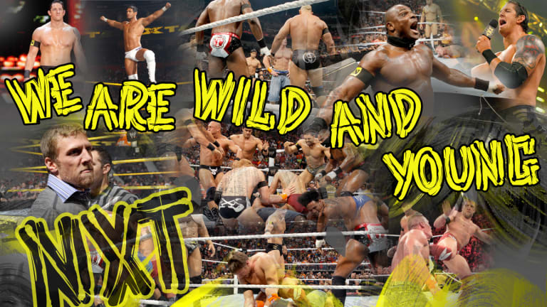 WNW Retro Review First Watch: WWE NXT Season One 2.23.10